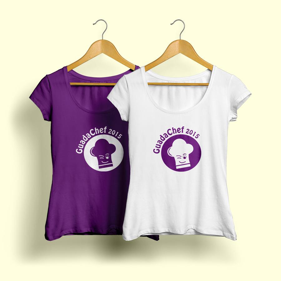 Camiseta Guadachef
