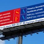 Publicidad exterior SAFA