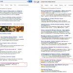 Google Adwords Comidas Populares