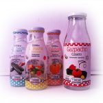 Etiquetas para Cremas Comidas Populares